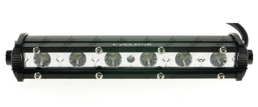 Дополнительная светодиодная фара рабочего света WL-415 18W CREE6 SP