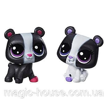 Littlest Pet Shop Ведмежата Маленький зоомагазин Black & White Bear