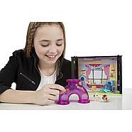 Littlest Pet Shop Игровой набор Стеклянная комната Mаленький Зоомагазин Литл Пет Шоп Pet-acular Fun Room Style, фото 5