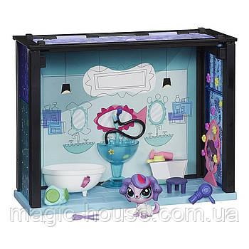 Littlest Pet Shop ігровий набір Спа салон Маленький Зоомагазин Spa Style Set