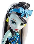 Кукла Фрэнки ШтейнДобро пожаловать в Школу монстров Monster High Dance The Fright Away Transforming Frankie, фото 6
