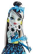 Кукла Фрэнки ШтейнДобро пожаловать в Школу монстров Monster High Dance The Fright Away Transforming Frankie, фото 7