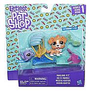 Маленький зоомагазин набор  Параплан Littlest Pet Shop Paragliding Pets, фото 2