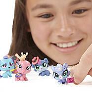 Коллекционный набор Littlest Pet Shop Маленький зоомагазин 15 зверюшек  Collector Party Pack, фото 6