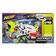 Бластер Nerf Nitro стріляє машинками AeroFury Ramp Rage оригінал то Hasbro, фото 2