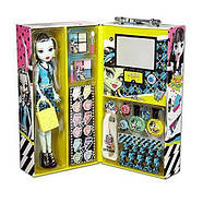 Модный Кейс Monster High и кукла Фрэнки Штейн  Fashion Doll Case Frankie Stein, фото 2