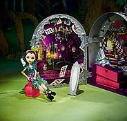 Ever After High набор Дорога в Страну чудес Рейвен Квин Way Too Wonderland High and Raven Queen, фото 9