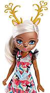 Кукла Ever After High Дирла Лесные пикси Dragon Games Deerla Doll, фото 3