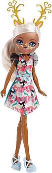 Кукла Ever After High Дирла Лесные пикси фея Dragon Games Deerla Doll