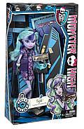 Кукла Monster High Твайла новый скарместр, фото 3