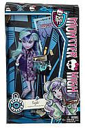 Кукла Monster High Твайла новый скарместр, фото 4
