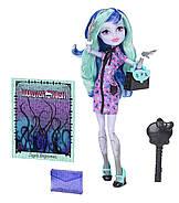 Кукла Monster High Твайла новый скарместр, фото 2