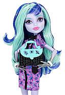 Кукла Monster High Твайла новый скарместр, фото 5