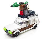 Конструктор Mega Bloks Автомобиль миньонов Minions Station Wagon Getaway, фото 6