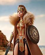 Коллекционная Кукла Barbie Чудо женщина Королева Ипполита DC Wonder Woman Queen Hippolyta, фото 6