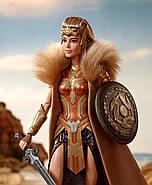 Коллекционная Кукла Barbie Чудо женщина Королева Ипполита DC Wonder Woman Queen Hippolyta, фото 9