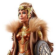 Коллекционная Кукла Barbie Чудо женщина Королева Ипполита DC Wonder Woman Queen Hippolyta, фото 10
