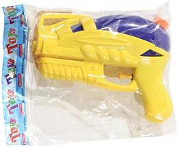Детский водяной пистолет, желтый (F91-1)