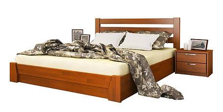 Ліжко Селена 120х190 Бук Щит 105 (Естелла-ТМ), фото 2