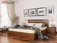 Кровать Селена 120х190 Бук Щит 105 (Эстелла-ТМ), фото 2