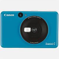 Портативная камера-принтер Canon ZOEMINI C CV123 Seaside Blue