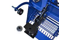 Картофелекопалка для мотоблока и мототрактора транспортерная КМ-5 (активный нож, привод ременной справа), фото 5