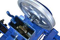 Картофелекопалка для мотоблока и мототрактора транспортерная КМ-5 (активный нож, привод ременной справа), фото 8