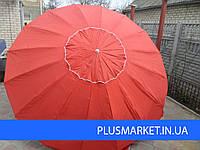 Зонт 3м Торговый с Напылением и Клапаном., фото 1