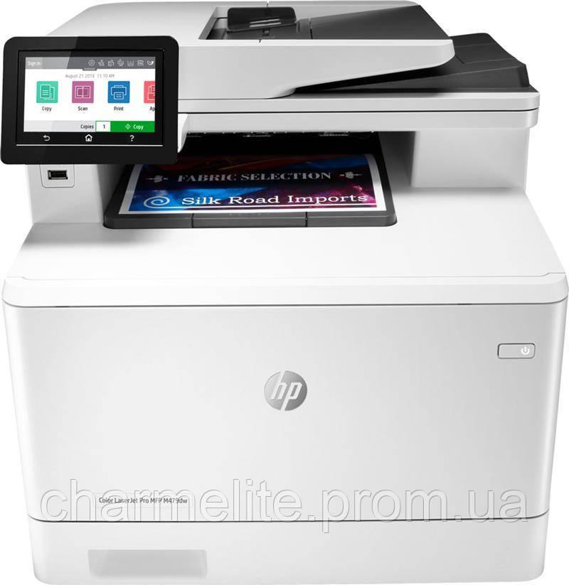 МФУ А4 цв. HP Color LJ Pro M479dw c Wi-Fi