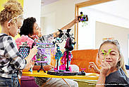 Игровой наборMonster HighДракулаура Танец страха Добро Пожаловать ВШколу Монстров, фото 9