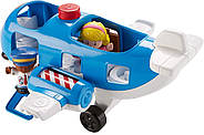 Fisher Price Самолет  Little People Travel Together Airplane Vehicle, фото 4