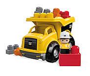 Mega Bloks Самосвал Caterpillar Lil' Dump Truck, фото 2