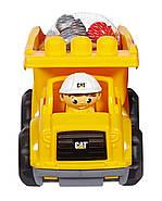 Mega Bloks Самоскид Caterpillar Lil' Dump Truck, фото 3