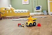 Mega Bloks Самосвал Caterpillar Lil' Dump Truck, фото 5