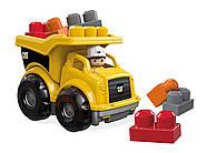 Самоскид Mega Bloks Caterpillar Lil' Dump Truck, фото 3