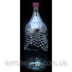 Бутылка 2 л с крышкой (Украина)