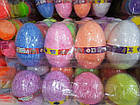 Набор антистресс лизунов слайм в яйце slime  12 штук, фото 2