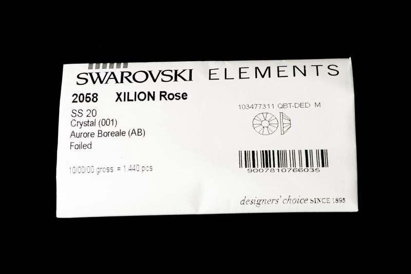 Swarovski ss20 Crystal AB 2058, шт