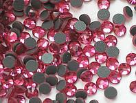 Стразы DMCss30 Rose (6,4-6,6мм)горячей фиксации. 50gross/7.200шт.