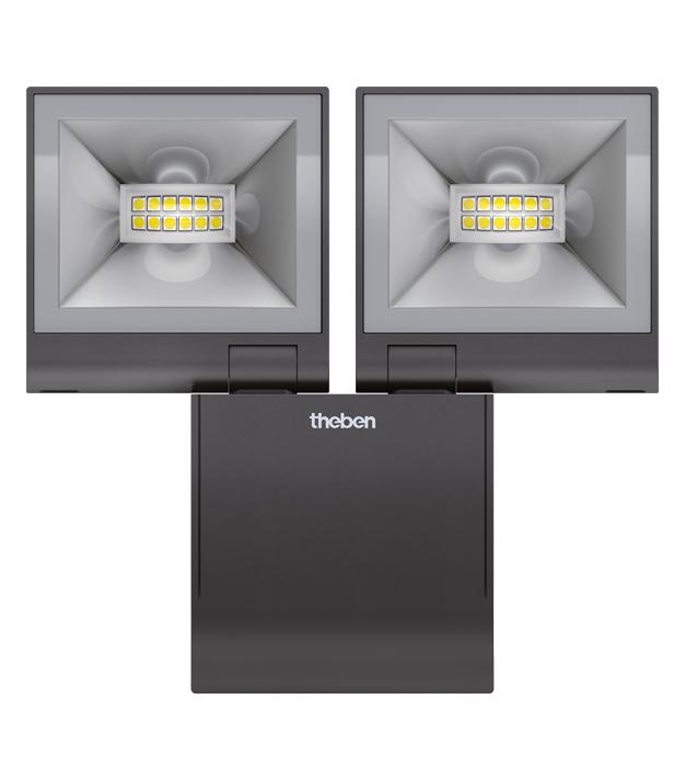 Светодиодный светильник Theben theLeda S20L BK, th 1020724