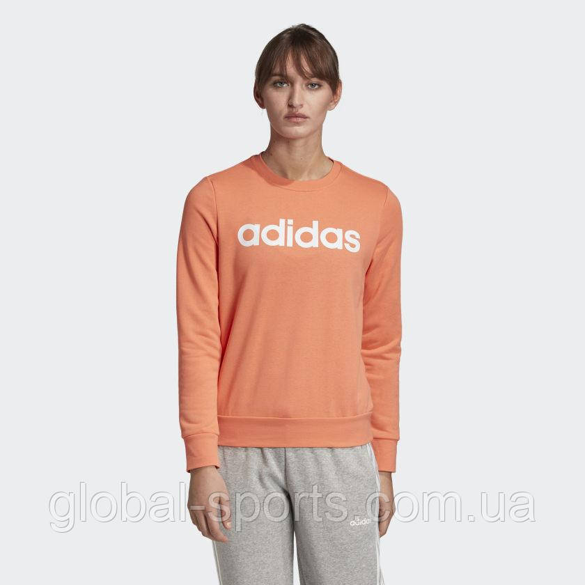 Толстовка жіноча Adidas Essentials Linear(Артикул:EI0679)