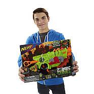 Бластер Нерф Зомбі Страйк Кросскат Nerf Zombie Strike Crosscut Blaster, фото 6
