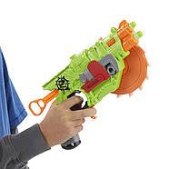 Бластер Нерф Зомбі Страйк Кросскат Nerf Zombie Strike Crosscut Blaster, фото 7