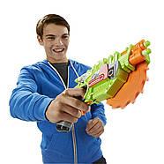 Бластер Нерф Зомбі Страйк Кросскат Nerf Zombie Strike Crosscut Blaster, фото 9
