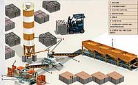 Машина для бетонных блоковConstmachBS-20