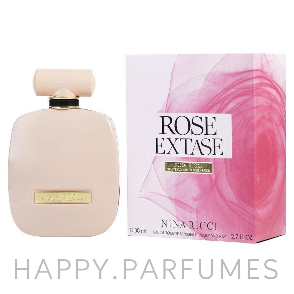 Nina Ricci Rose Extase EDT 80 ml