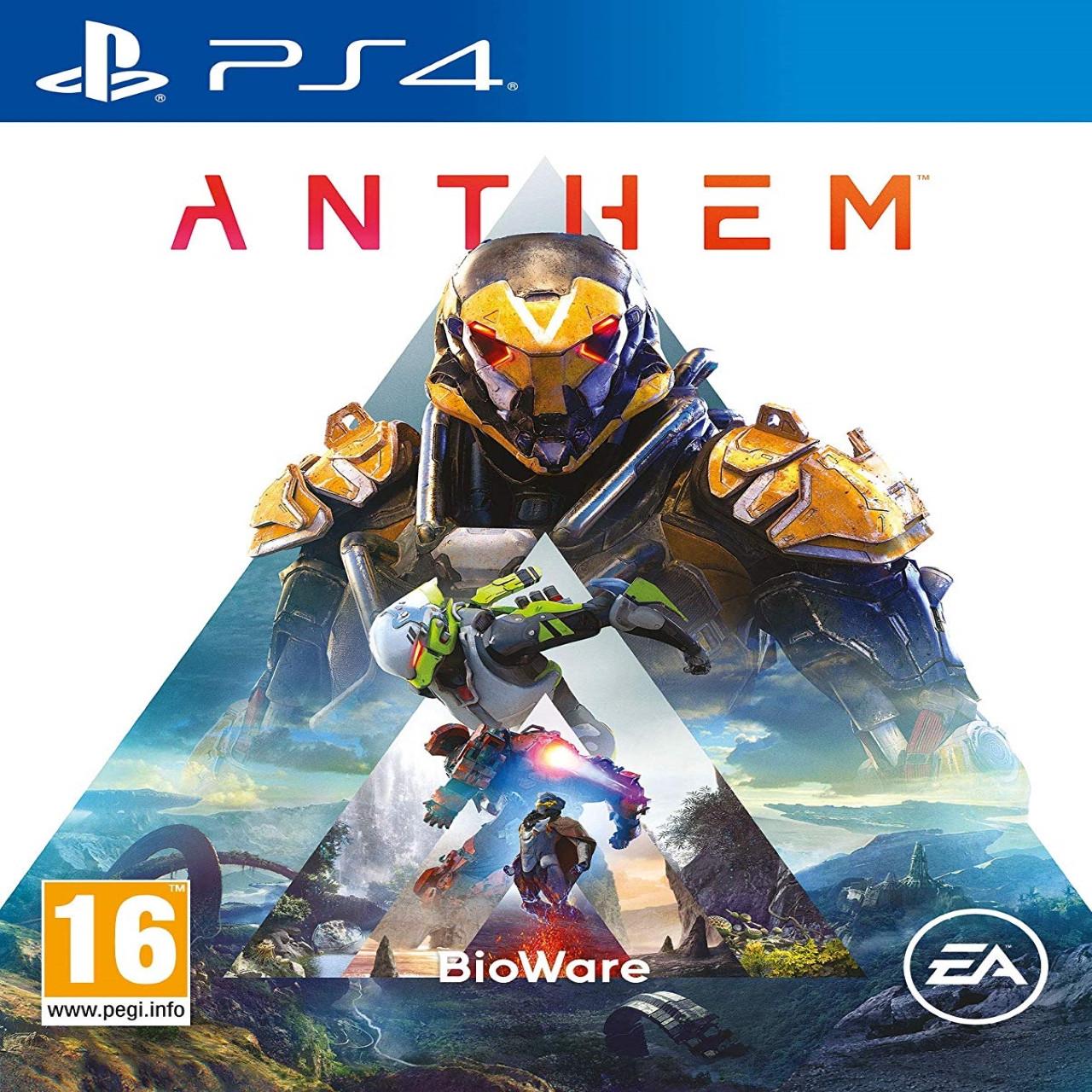 Anthem PS4 RUS (NEW)