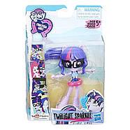 Май Лител Пони Твайлайт Спаркл Пляж My Little Pony Equestria Girls Beach Collection Twilight Sparkle, фото 2