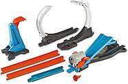 Трек Хот ВилсЗапуск ракеты Hot Wheels Track Builder Rocket Launch Challenge Playset, фото 5