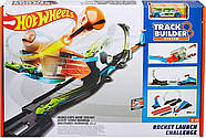 Трек Хот ВилсЗапуск ракеты Hot Wheels Track Builder Rocket Launch Challenge Playset, фото 6